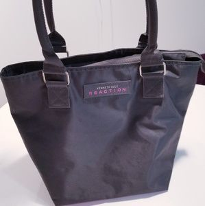Kenneth Cole Reaction Gray/Pink Tote
